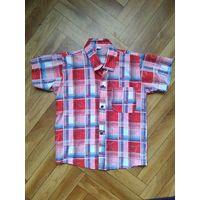 Рубашка рост 122