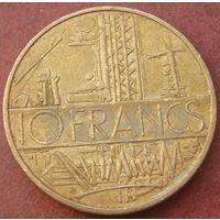 6152:  10 франков 1978 Франция