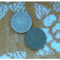 Франция 10 франков 1984 года