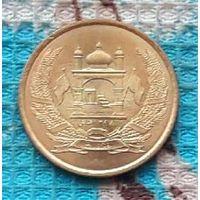 Афганистан 5 афгани. UNC. Инвестируй выгодно в монеты планеты!