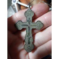Крест старинный.