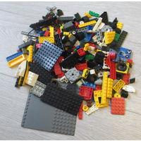 Lego, Brick и др... Более 300 элементов. Вес: около 1 кг., (1)...