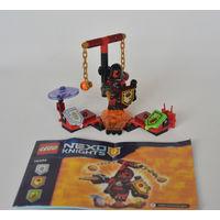 LEGO NEXO KNITHTS 70334