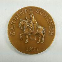 Памятная медаль Австрия 1971 год.