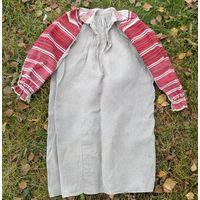 Сорочка льняная домотканая (рубашка, вышиванка), 1900-е гг.