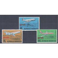 [1684] Индонезия 1979. Авиация.Самолеты.