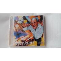 Компьютерный диск с музыкой - Party 2009 - подборка хитов (см. фото)