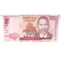 100 квача 2012 года Малави