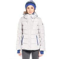 К 8 марта качественная одежда всего за 48 р. Куртка Пуховик 70 пух, 30 перо , р-р 48 Стальной цвет . Snowimage