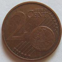 2 цента 2014 Латвия