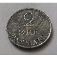 2 эре, Дания 1963 г.