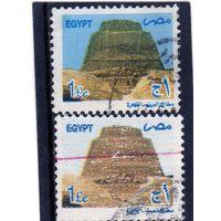 Египет. Mi:EG 2082. Пирамиды Снофру. 2002.