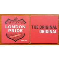 Подставка под пиво London Pride No 9