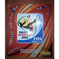 Журнал для наклеек Чемпионат Мира (World Cup 2010)