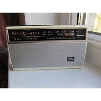 Радиоприемник Sokol-403
