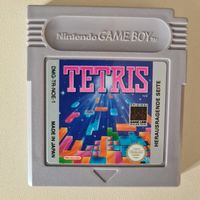 Картридж для Nintendo GAME BOY - TETRIS, оригинал, made in JAPAN