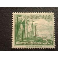 Германия Рейх 1937 корабль