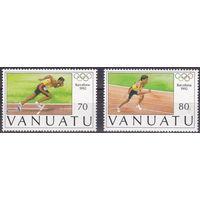Вануату Олимпиада 1992г.