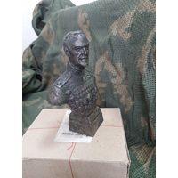 Бюст Маршала Жуков Георгий Константинович Бронза, высота 12.5 см
