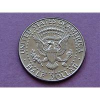 США 1/2 доллара 1989 D