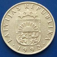 10 сантимов 1992 ЛАТВИЯ