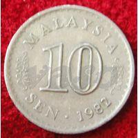 7484:  10 сен 1982 Малайзия