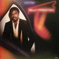 Billy Preston, Late At Night, LP 1979