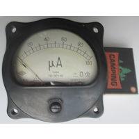 Микроамперметр 0-100 мкА