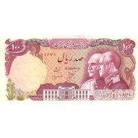 Иран 100 риалов образца 1976 года UNC p108