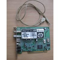 ТВ-тюнер PCI Winfast TV 2000