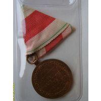 Памятная медаль защитникам Тироля 1914-1918