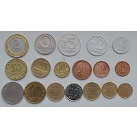 Лот монет Литвы и Эстонии