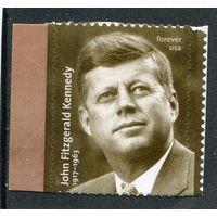 США. Джон Кеннеди, президент