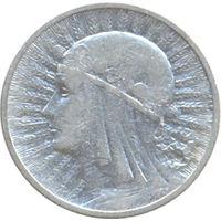 Польша 2 злотых 1932г. Ядвига