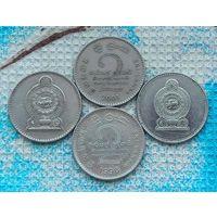 Шри-Ланка 2 рупии. Инвестируй выгодно в монеты планеты!