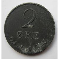 Дания 2 эре 1948  .  .8 А - 259