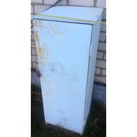 Шкаф (ящик) для газового баллона, полностью металлический на ножках