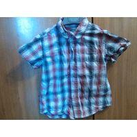 Детская рубашка LOGG рост 104