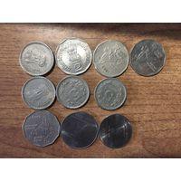 Лот монет Индии