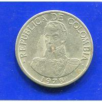 Колумбия 1 песо 1976