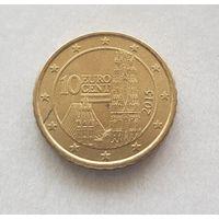 10 евроцентов 2015 Австрия