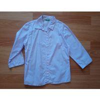 Блузка сиреневая детская Benetton