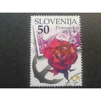 Словения 1997 роза