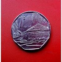 80-10 Куба, 1 песо 2007 г.