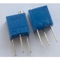 5 кОм. подстроечный резистор (((Цена за 9 шт))) 502 потенциометр 3266W. 3266 переменный 5ком