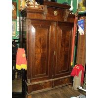 Шкаф конец 19 века