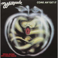 Whitesnake - Come An' Get It (1981, Audio CD)