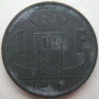 Бельгия 1 франк 1941 г. (g)