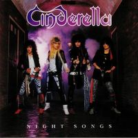 Cinderella -  Night Song   //  LP new