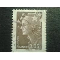 Франция 2008 стандарт 0,05